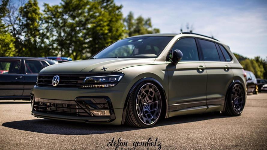 Le Volkswagen Tiguan le plus toqué du moment