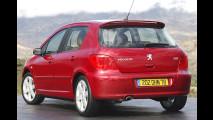 Neu: Peugeot 307