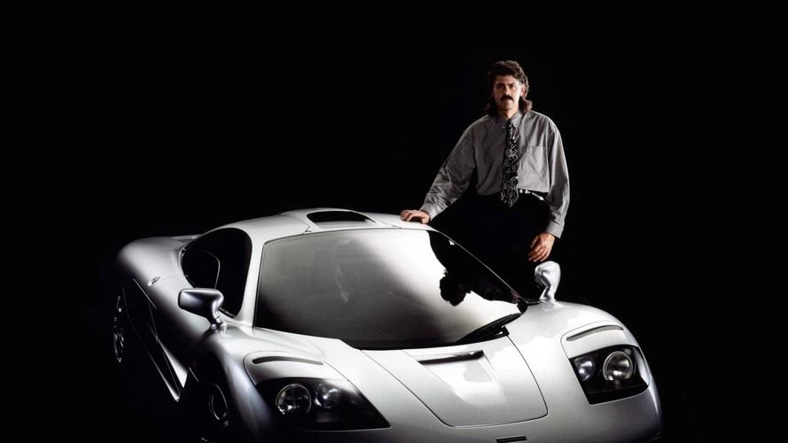 Gordon Murray launches new car company