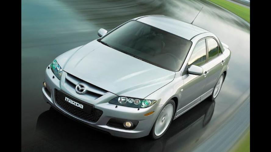 Mazda 6 MPS: Platz da für den stärksten Mazda