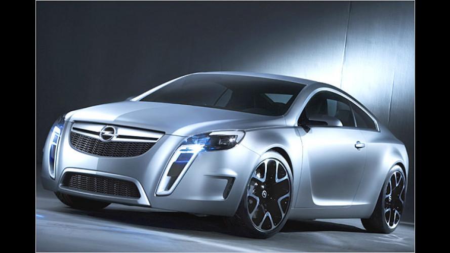 Opel zeigt in Genf die sportliche Studie GTC Concept