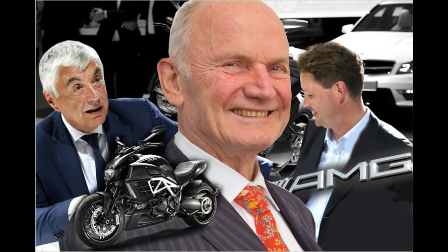 AMG und Ducati: Aus
