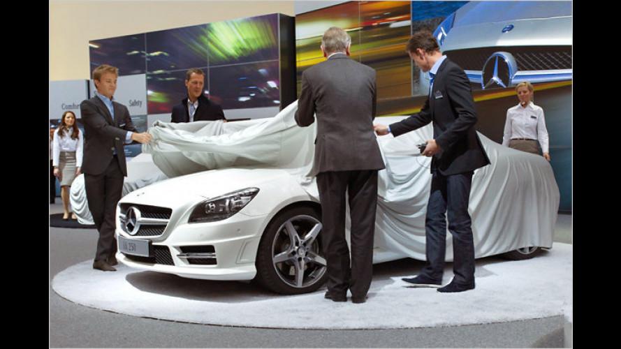 Daimler feiert