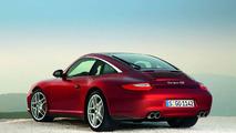 Porsche New 911 Targa (997)