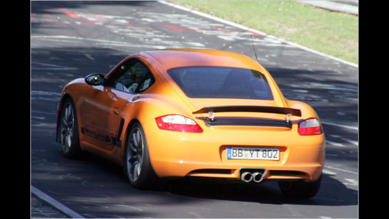 Porsche Cayman RS