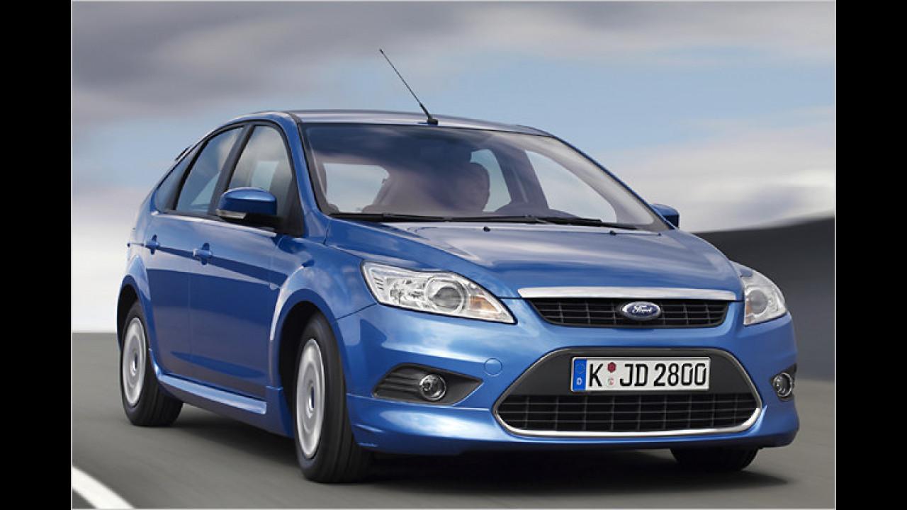 Ökozertifikat für Ford