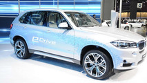 BMW X5 xDrive40e at Auto Shanghai 2015