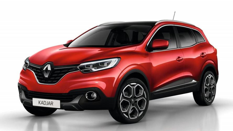 Renault Kadjar makes public debut in Geneva