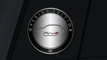 Fiat 500X Opening Edition announced