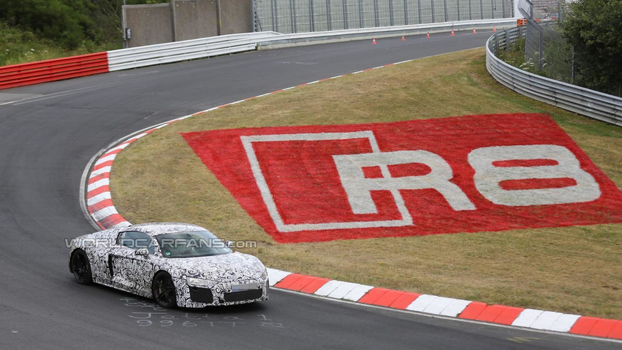 Audi confirms second generation R8 getting plug-in hybrid and electric versions