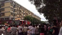 Incident in Yiwu, China