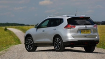 Nissan X-Trail gains a new turbocharged engine in the UK