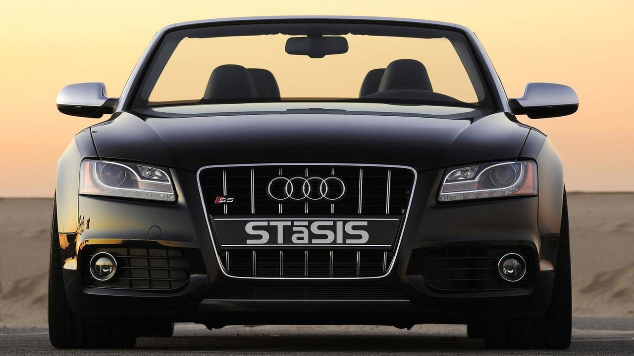Audi S5 Cabrio Challenge Edition by STaSIS - 31.5.2011