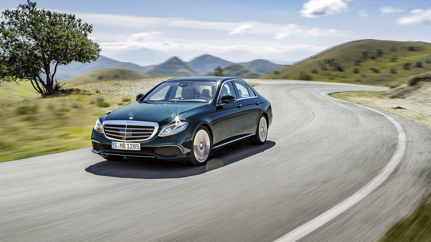 Mercedes-Benz Stops E350d Sales In Germany For Emissions Issues