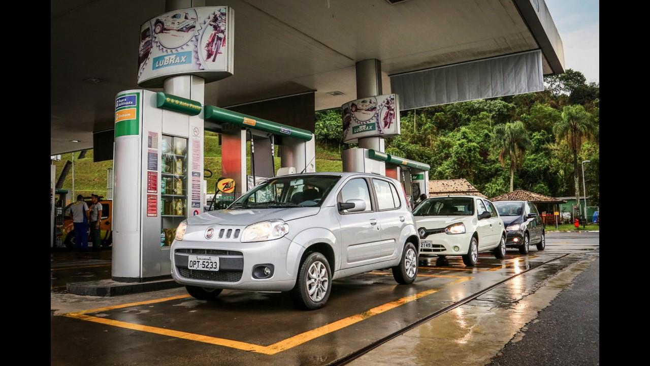 Governo não descarta aumento no preço da gasolina ainda neste ano