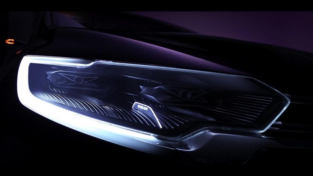 Renault divulga teaser e confirma conceito inédito para Frankfurt