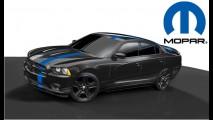 Charger Mopar aparece em teaser da Dodge