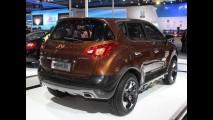 Salão de Pequim: Geely apresenta novo Emgrand EX6 Concept SUV