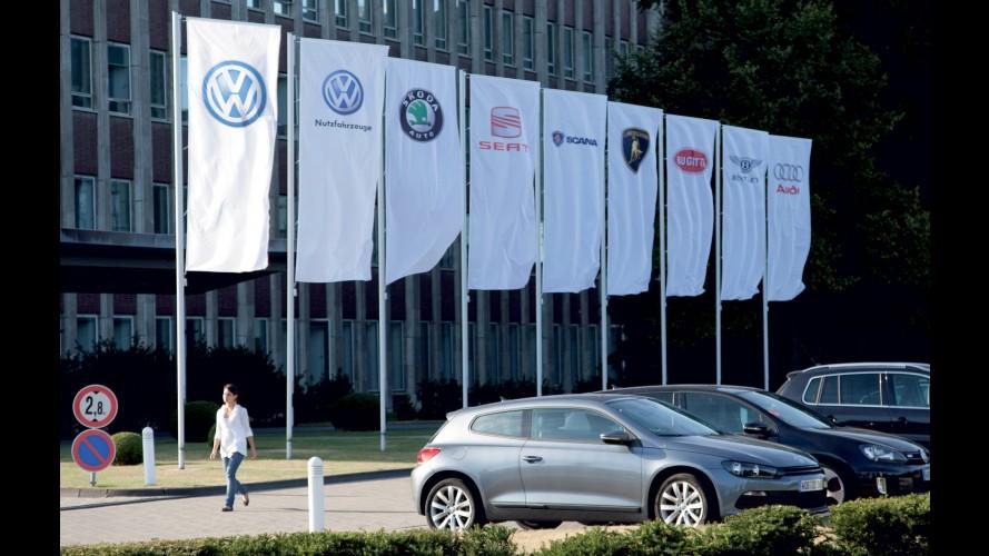 Volkswagen está disposta a comprar outras marcas, afirma CEO