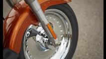 Harley-Davidson oferece condições especiais de financiamento para a Fat Boy 2014