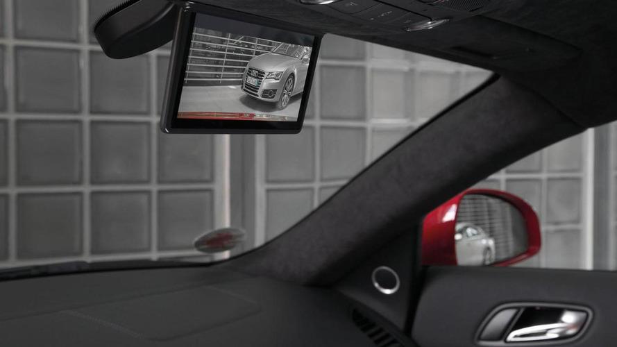 Audi R8 e-tron to feature a digital rear-view mirror