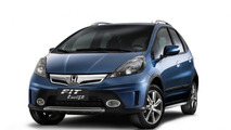 Honda Fit Twist revealed in Brazil
