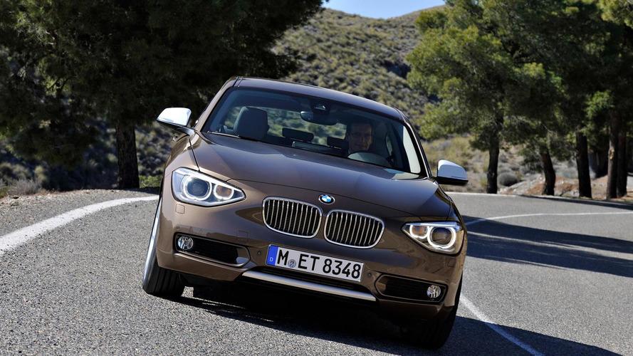 BMW 1-Series sedan pencilled for 2015