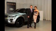 Range Rover Evoque Special Edition with Victoria Beckham al Salone di Pechino 2012