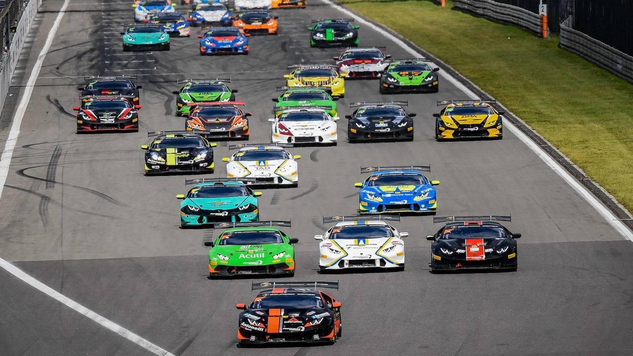 Final Mundial Super Trofeo Lamborghini