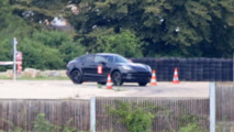 Possible Porsche Cayenne 'Coupe' test mule spy photo