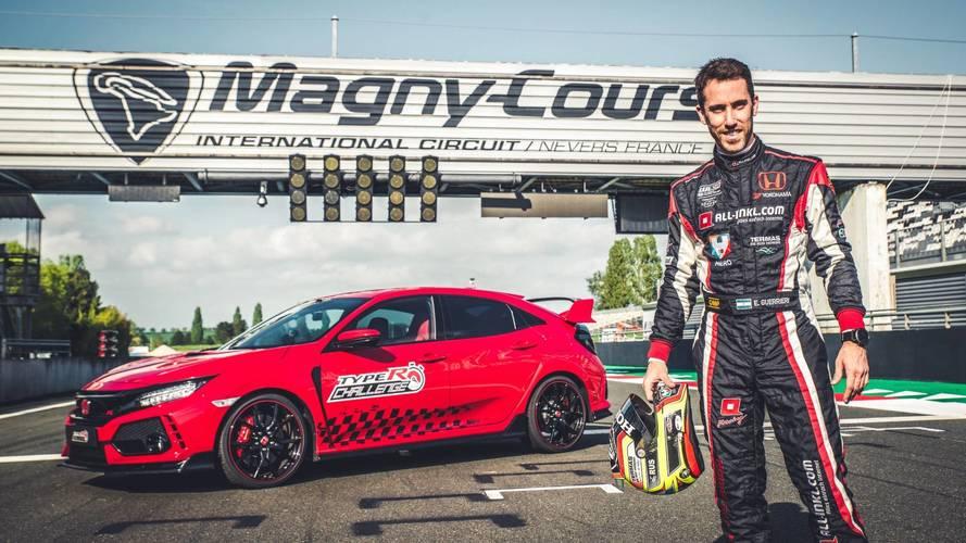 Honda Civic Type R Challenge - körrekord Magny-Coursban