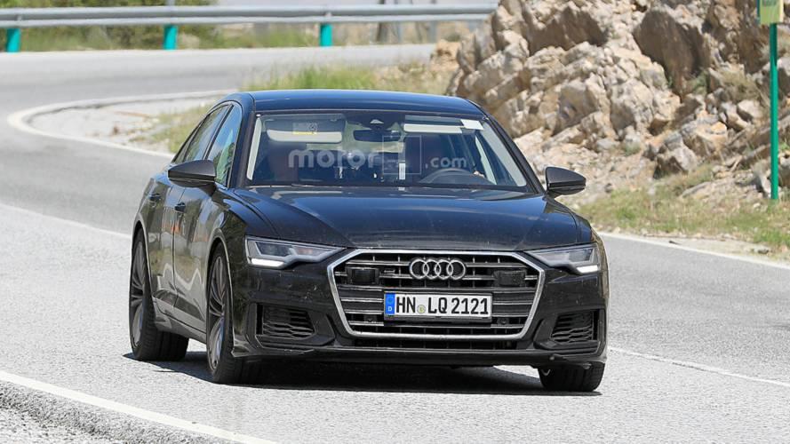 Audi S6 Spied
