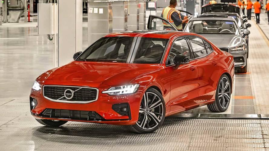 Volvo revela nova geração do S60, que chega ao Brasil em 2019