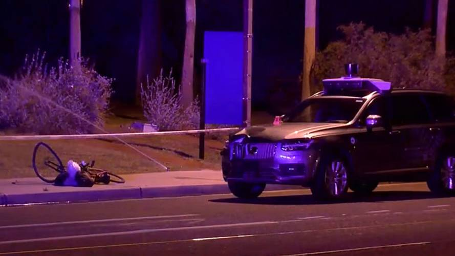 Ölümlü Uber kazasında sürücünün dizi izlediği ortaya çıktı