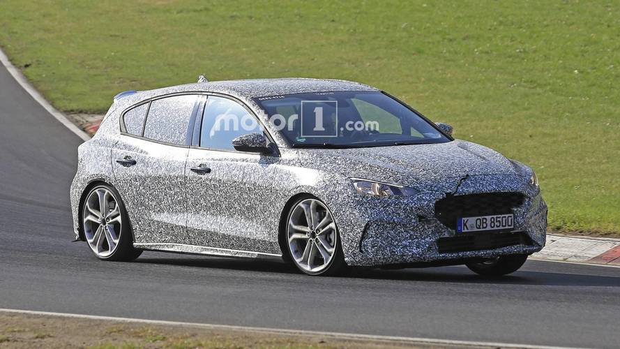 New Ford Focus ST to get RS engine?