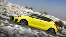 Prueba Suzuki Swift Sport 2018