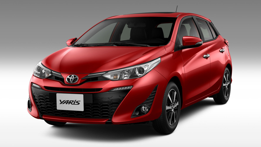 Toyota Yaris nacional terá lançamento ao vivo pelo Facebook