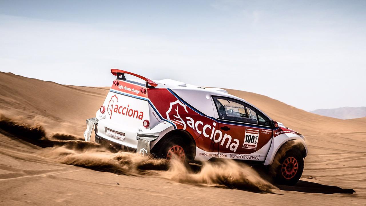 Dakar électrique 2