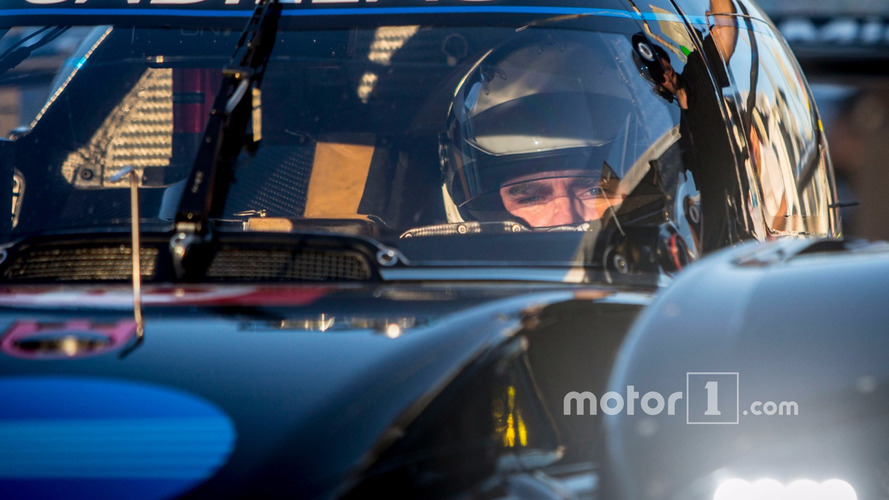 Jeff Gordon debuts in new Cadillac DPi at Daytona 24 test