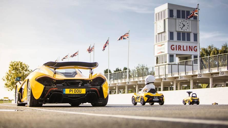 McLaren P1 jouets Collection