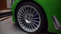 Alpina B7 Java Green