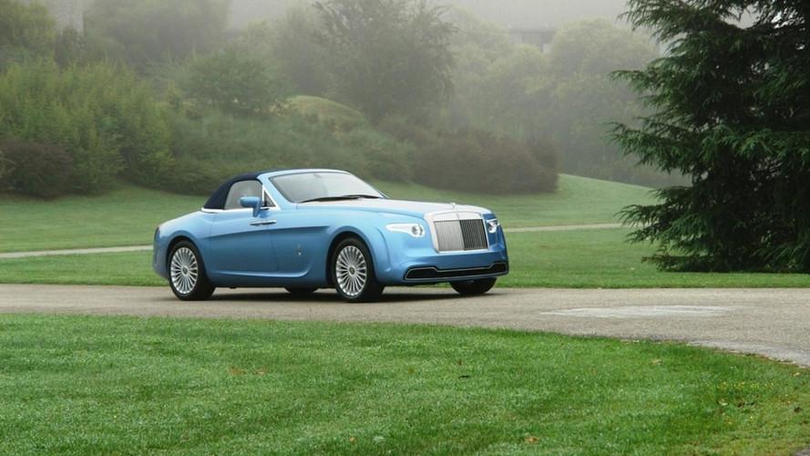 La Rolls-Royce Hyperion est à vendre