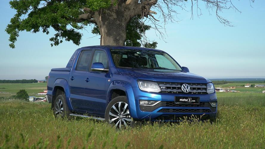 2017 Volkswagen Amarok 3.0 TDI V6 Aventura | Neden Almalı?