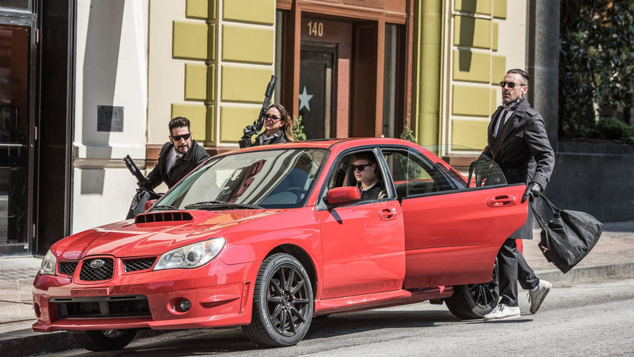 You Can Buy The Subaru WRX From Baby Driver