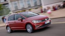2017 Volkswagen Golf Sportsvan makyaj