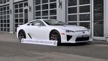 Last Lexus LFA delievered in Europe
