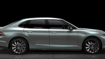 2013 Saab 9-3 rendering 21.3.2013