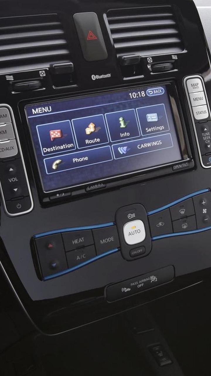 Продажа Nissan Leaf 2013 ... - vladivostok.drom.ru