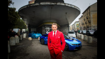 Lapo Elkann e Garage Italia Customs, la nuova sede