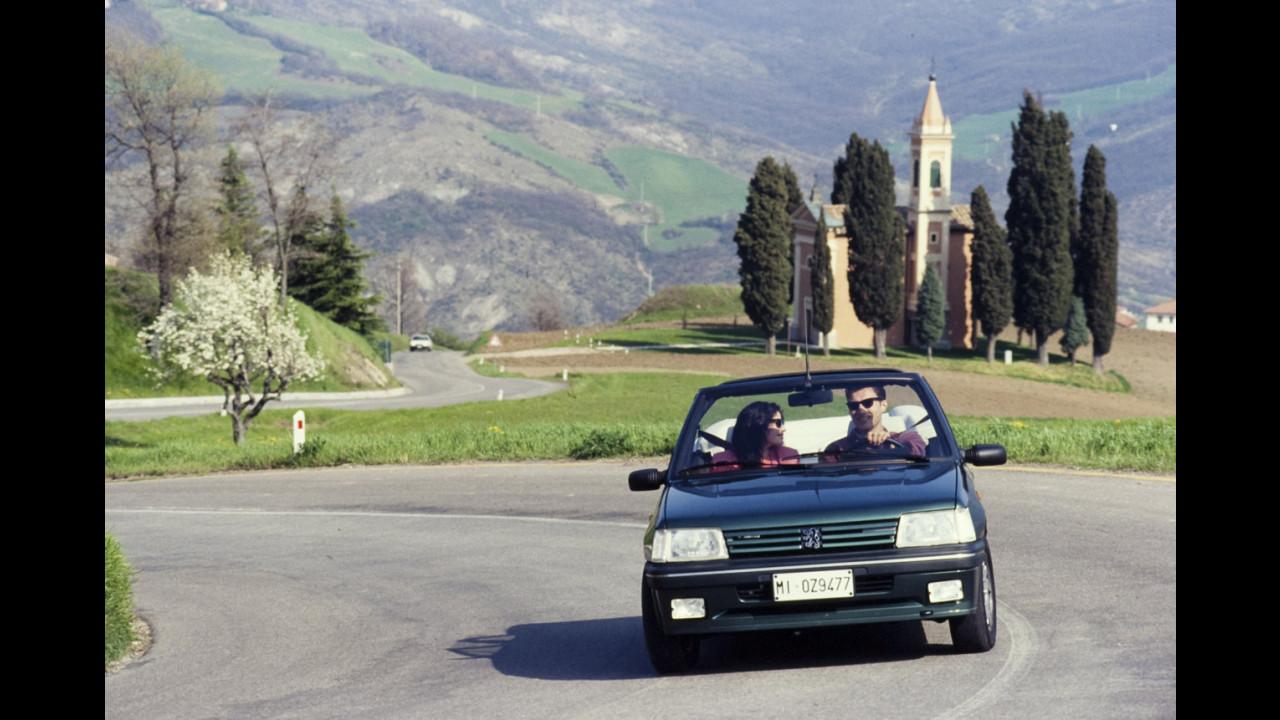 Peugeot 205 a Auto e Moto d'Epoca 2011